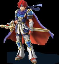 Roy Artwork - Super Smash Bros. per Nintendo 3DS e Wii U.png