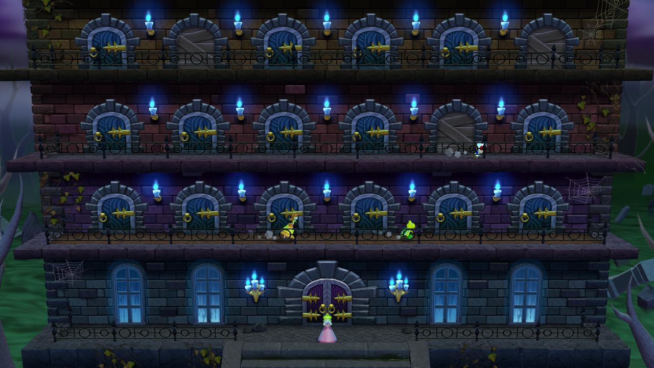 Fuga dalla casa stregata