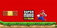 Super Mario Run - Key Artwork