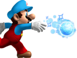 Mario ghiaccio