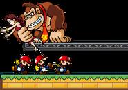 Pauline Donkey Kong Mini Artwork - Mario vs. Donkey Kong Parapiglia a Minilandia