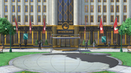Municipio di New Donk City SSBU