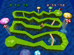 Bumper Ball Maze