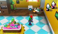 Blocco Scatto Screenshot - Mario & Luigi Dream Team Bros..jpeg
