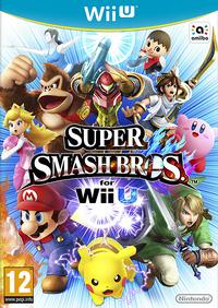 Super Smash Bros. per Wii U - Boxart EUR.png