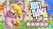 Naughty Girl (Rabbid Peach Alternate) - Just Dance 2018 (Unlimited) -Nintendo Switch - Mega Star-