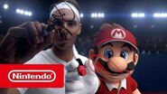 "Mario Tennis Aces – Trailer ""Sfida tra campioni"" (Nintendo Switch)"