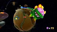 Dino Piranha Screenshot - Super Mario Galaxy 2