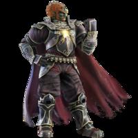 Ganondorf Artwork - Super Smash Bros. per Nintendo 3DS e Wii U.png
