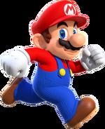 Mario Artwork - Super Mario Run