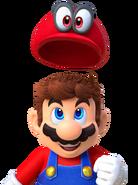 Mario Artwork1 - Super Mario Odyssey