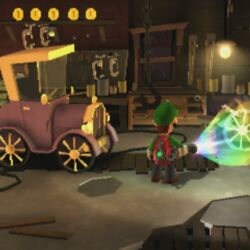 Lista dei Boo in Luigi's Mansion 2