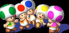 Toad (specie) Artwork - Super Mario Sunshine.png