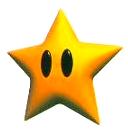 Superstella Artwork - Super Mario 64