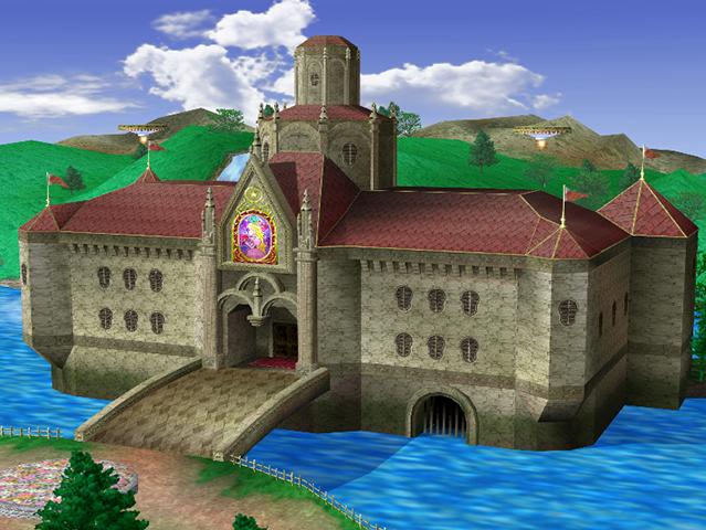 Castello della Principessa Peach (scenario)