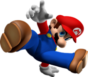 Mario Artwork - Dancing Stage Mario Mix.png