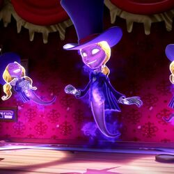 Magia, Amalia e Divina