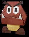 Goomba Origami.png