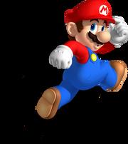 Mario Artwork - Super Mario 3D Land.png