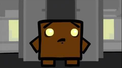 Super Meat Boy Brownie - Chapter 3 Boss
