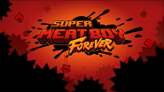 Super Meat Boy Forever cover image