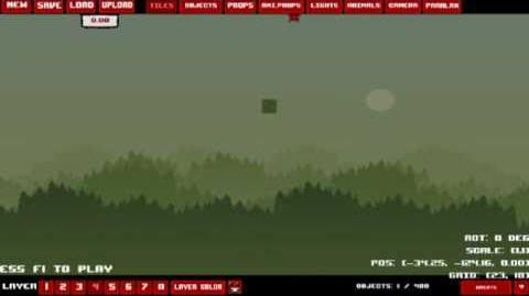 Super Meat Boy Editor Tutorial part 1