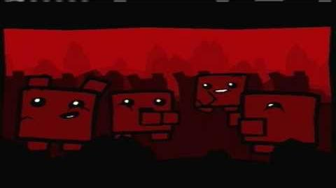 Let's Play - Super Meat Boy - Final Boss Real Ending
