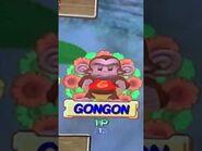 GonGon Lifting up His Arms 2