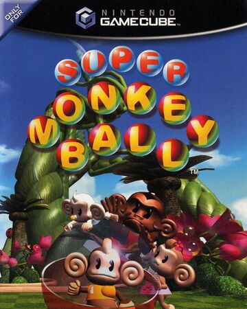 monkey ball 2 party games