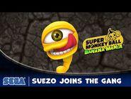 Super Monkey Ball Banana Mania - Suezo Joins the Gang