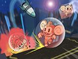Monkey Race