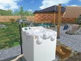 Bubbly Washing Machine