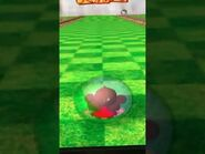 GonGon's Main Game Idle Animation in Super Monkey Ball 2