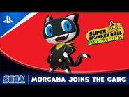 Super Monkey Ball Banana Mania - Gamescom Trailer (Morgana from Persona 5) - PS5, PS4