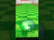 Baby's Main Game Idle Animation in Super Monkey Ball 2