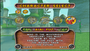 Future AiAi character on the character selection screen (PPSSPP@1440p))