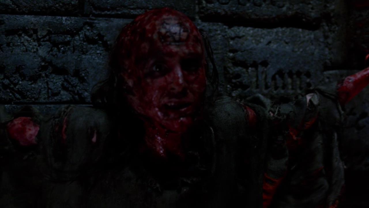 Bloodied Soul