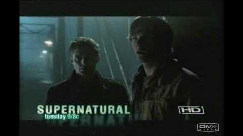 Supernatural - SAM Voiceover - Special Promo