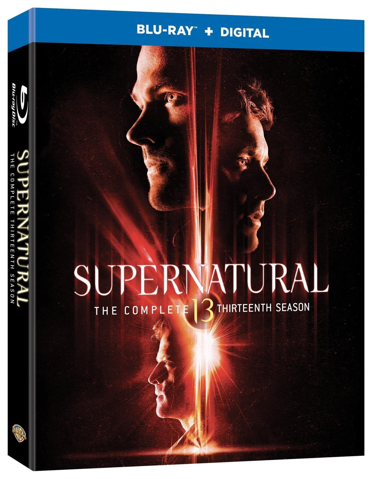 Supernatural Digital Poster