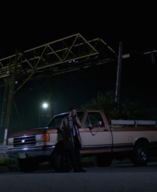 Castiel's truck