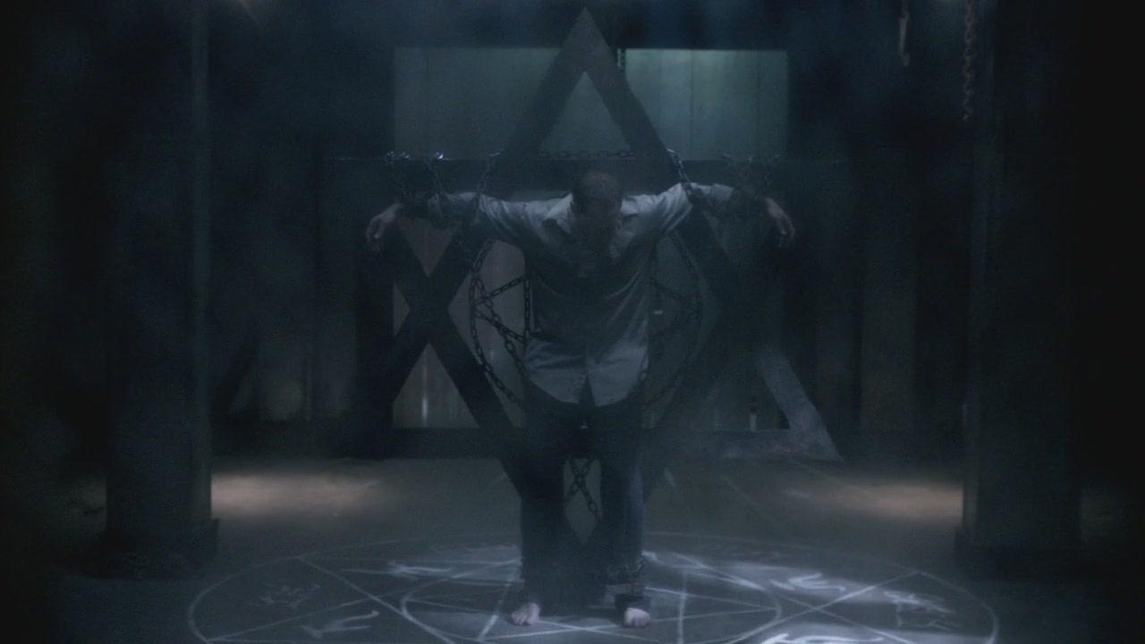 Enochian Devil Trap