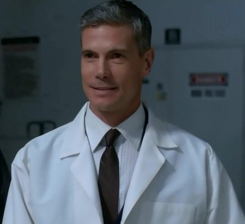 Annie/Dr. Gaines