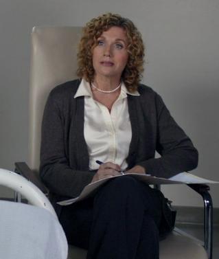 Anna's psychologist