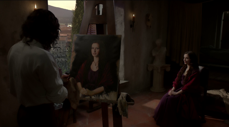 Isabella's Painting