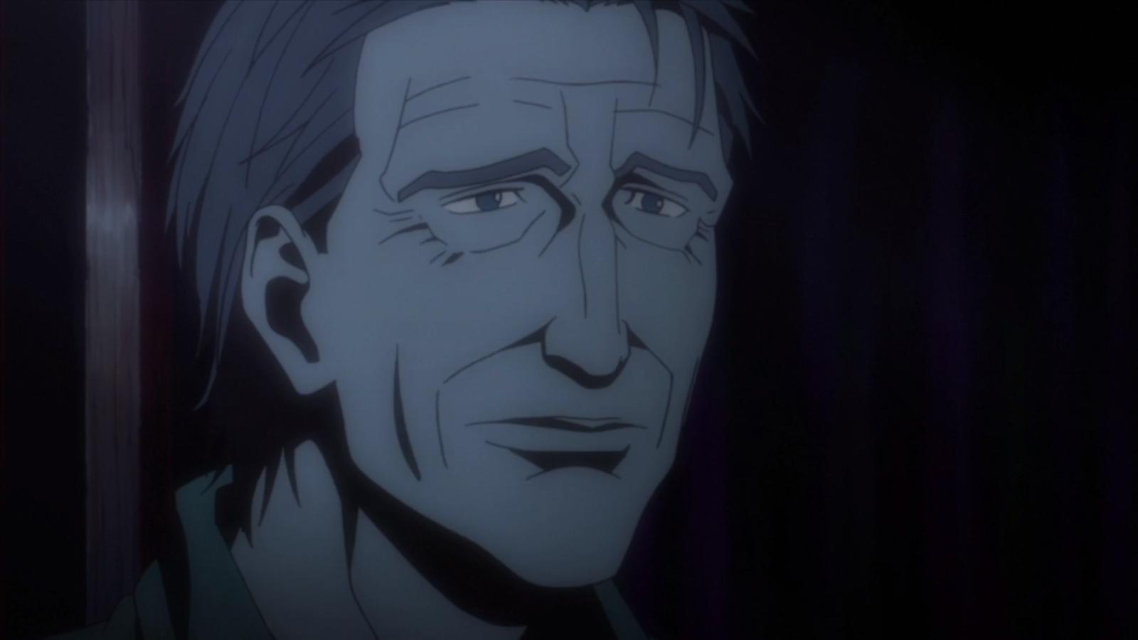Edgar Baker (Anime Series)