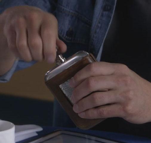 Bobby's Flask