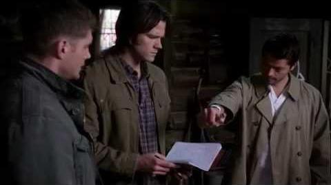 Supernatural 7x23 - The Road So Far