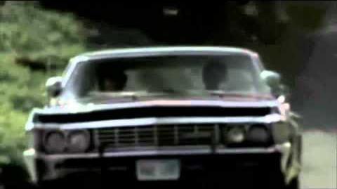 Supernatural - The Impala