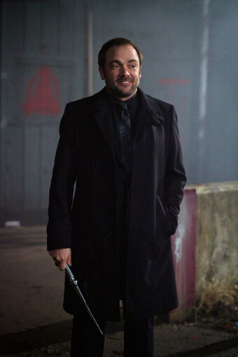Crowley Supernatural Wiki Fandom