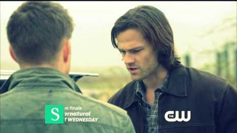 "Supernatural 8x23 Promo ""Sacrifice"" HD"